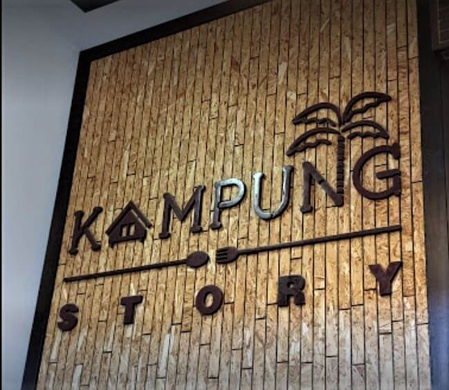 Kampung Story Restaurant