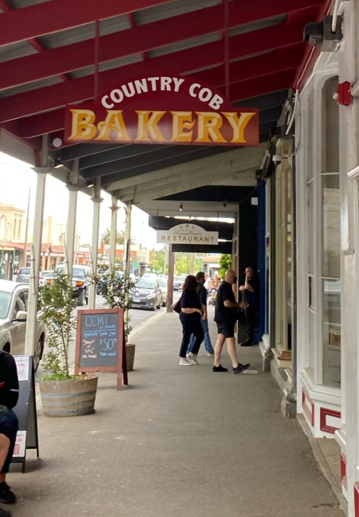 Country Cob Bakery